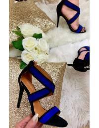 Mes sandales so blue
