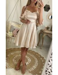 "Ma superbe robe rose nude ""so chic"""