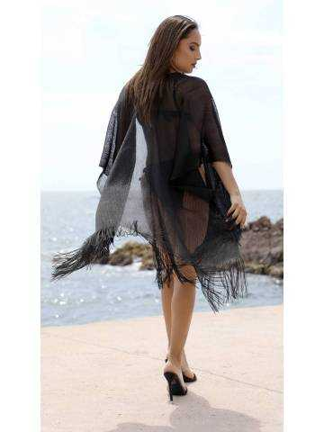 Mon kimono noir