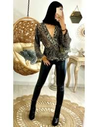 """Ma jolie blouse leo """"plissée & volants"""""""