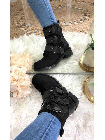 Mes bottines noires