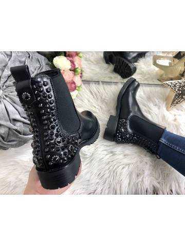 Mes petite bottines noires