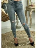 "Mon joli jeans ""light grey"""