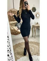 """Ma jolie robe noire """"froncée"""""""