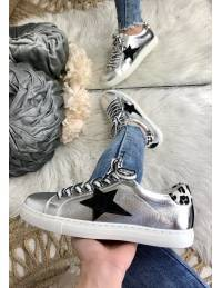 "Mes jolies baskets ""Silver star"""
