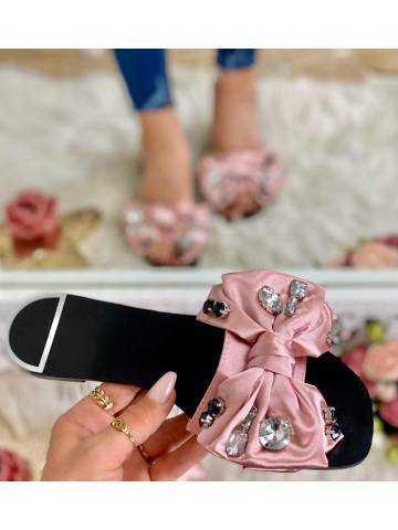 """Mes jolies sandales """"pink girly"""""""