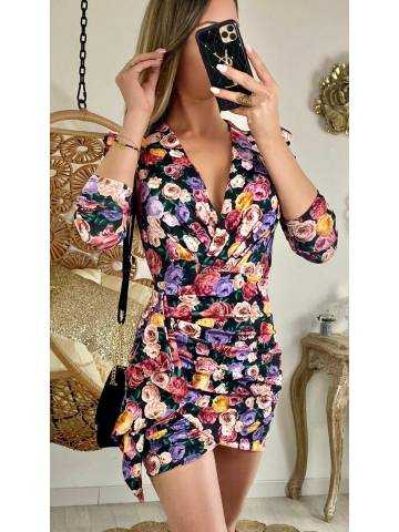Ma superbe robe so' flowers
