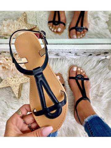 "Mes petites sandales ""black"""