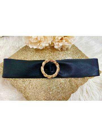 ma ceinture black & gold