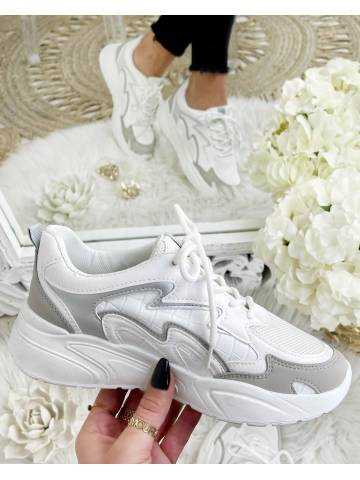 Mes jolies sneakers White and Grey
