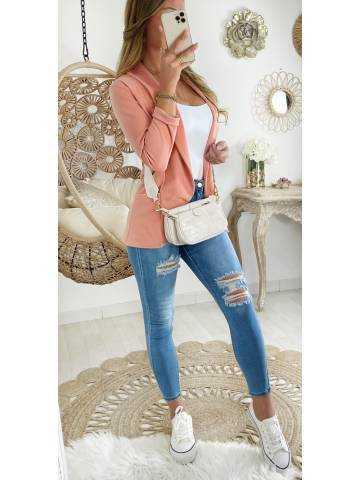 Ma jolie veste légère Pink