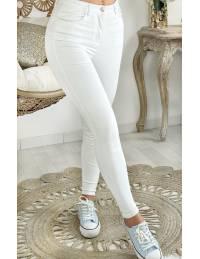 """Mon jeans blanc """"parfait"""""""