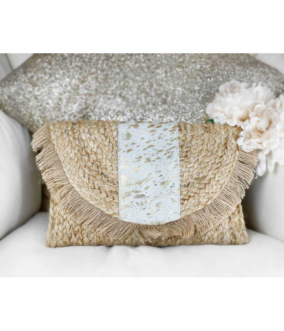 "Mon grand sac lune ""style bambou"""