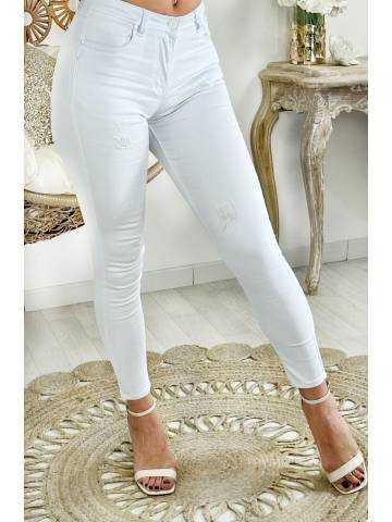 Mon jeans blanc used