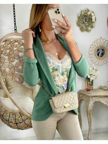 "Ma jolie veste légère ""olive green"""