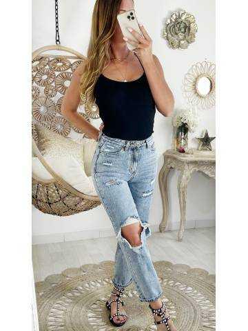 Mon jeans mum & so destroy