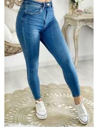 "Mon Jeans taille haute ""so basic"""